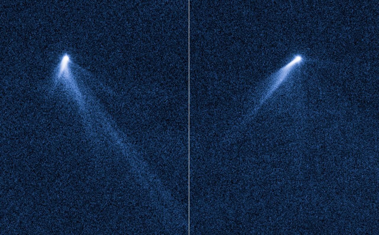 ice comet asteroids - photo #42