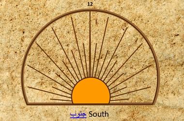 Build a Babylonian sundial